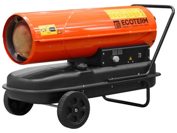 Тепловая дизельная пушка ECOTERM DHD-301W