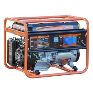 Бензиновый генератор Skiper LT9000EB